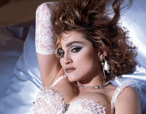Madonna-like-a-virgin